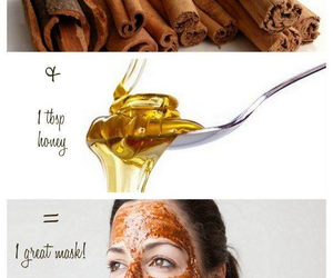care, face, and Cinnamon image