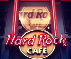 amazing and hard rock cafe image