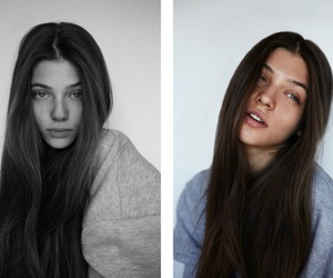 girl, model, and magdalena zalejska image