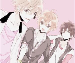anime, of, and prince image