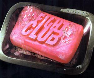fight club, soap, and movie image