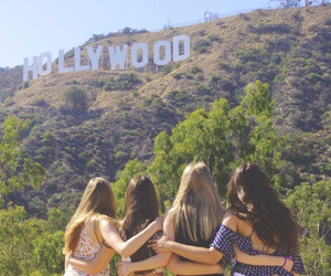 friends, hollywood, and best friends image