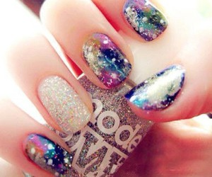 galaxy, girly, and pretty image