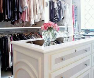 clothes, closet, and fashion image