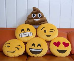 emoji, pillow, and funny image