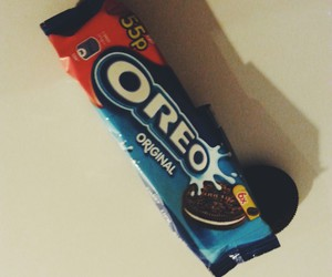 cookie, oreo, and follow image