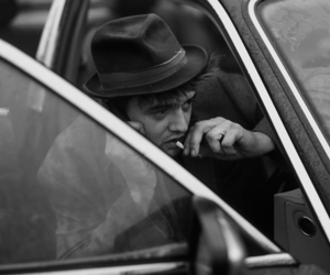 car and pete doherty image