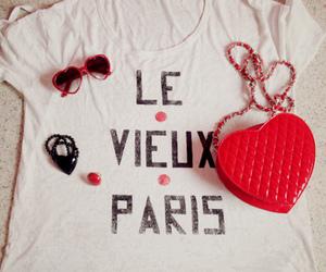 paris, fashion, and bag image