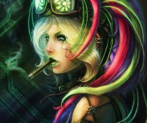 cyberpunk and wallpaper image
