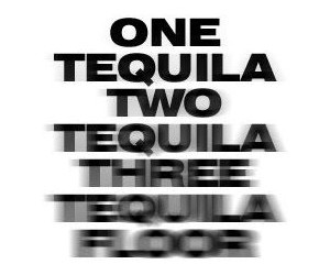 tequila and drunk image