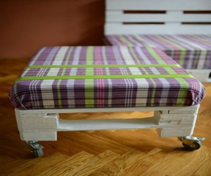 pallet furniture, pallets ideas, and pallets table image
