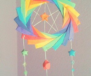 Dream, inspiration, and origami image
