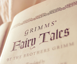 book, fairy tale, and grimm image