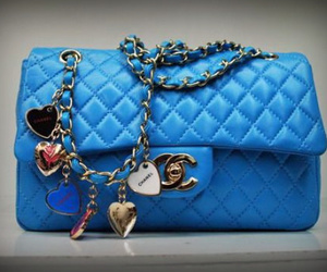 chanel and blue image