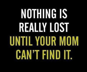 mom, funny, and true image
