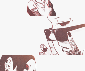 uta and tokyo ghoul image
