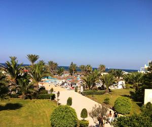 hotel, summer holidays, and port el kantaoui image