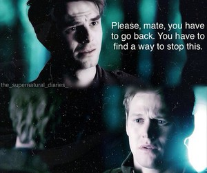 the vampire diaries, matt donovan, and kol mikaelson image