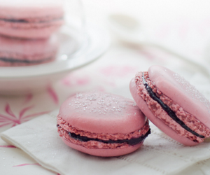food, lovely, and pink image
