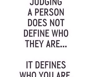 quote, true, and judging image