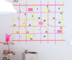 diy and calendar image