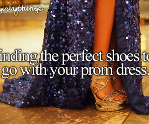 Prom and shoes image