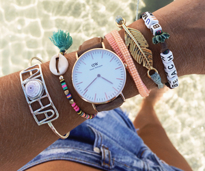 beach, style, and summer image