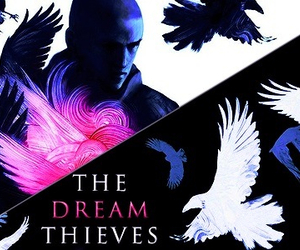maggie stiefvater, the raven boys, and the dream thieves image