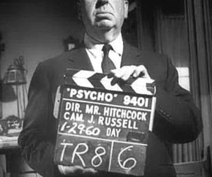 Hitchcock and Psycho image