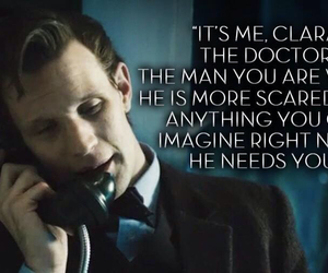deep breath, doctor who, and matt smith image
