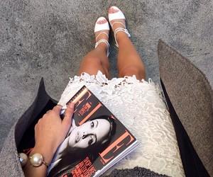 fashion, style, and Elle image