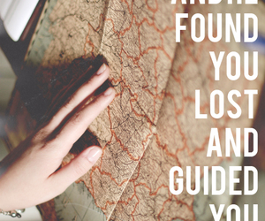 quran, lost, and verse image