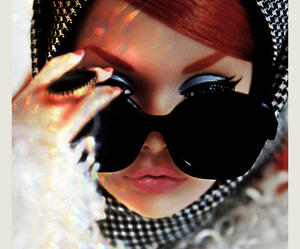 50s, hamptons, and doll image