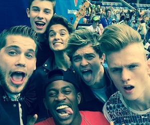the vamps, mkto, and shawn mendes image