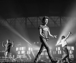 1d, concert, and one direction image
