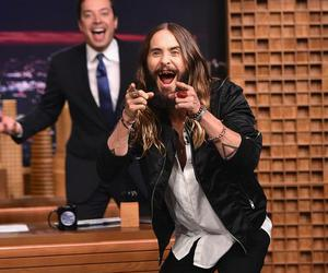 30 seconds to mars, funny, and famous image