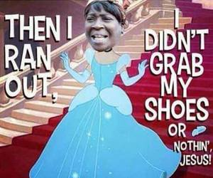 funny, lol, and cinderella image