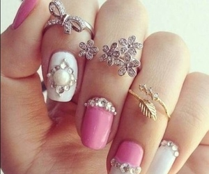 beautiful, fashion, and hands image