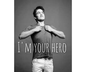 hero, teen wolf, and dylan sprayberry image