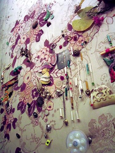 decor, stella mccartney, and wall image
