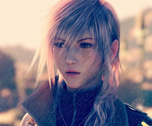 final fantasy, lightning, and ffxiii image