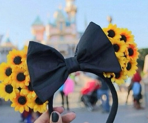 cute, disney, and disneyland image