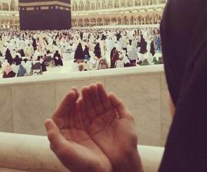 hijab, islam, and mekka image