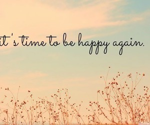 happy, time, and again image