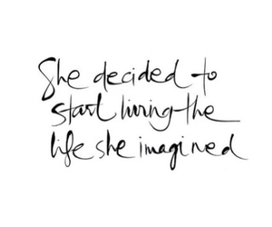 quotes, life, and imagine image