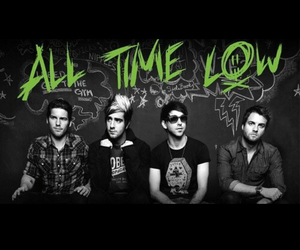 all time low, atl, and punk image