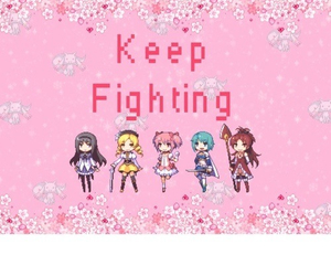 anime, magical girls, and madoka image