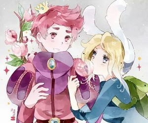 adventure time, fionna, and anime image