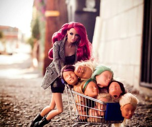 art, doll, and fashion image