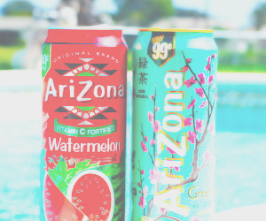 arizona, drinks, and summer image